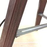 Industriele houten tafellamp driepoot | Sprinkel + Hop