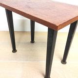 Vintage houten bijzettafeltje | Sprinkel + Hop