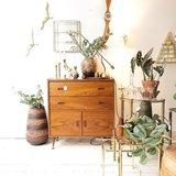 Vintage teak houten dressoir kastje | Sprinkel + Hop