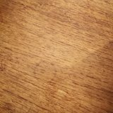 Vintage teak houten bureau 2 lades | Sprinkel + Hop
