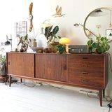 Vintage dressoir sideboard | Sprinkel + Hop