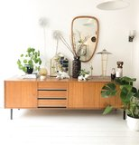 Groot vintage dressoir sideboard | Sprinkel + Hop