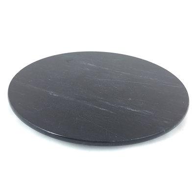 Vintage marmeren plateau grijs