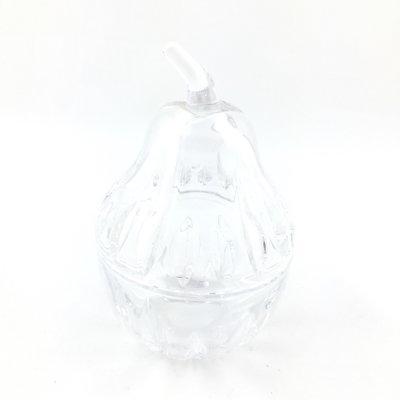 Potje kristal peervorm