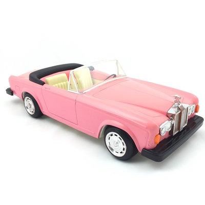 Jaren '80 Zima Barbie auto Rolls Royce