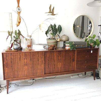 Vintage dressoir sideboard