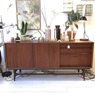 Vintage dressoir sideboard jaren 60