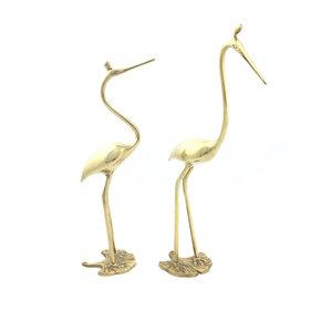 Set messing vogels reigers | Sprinkel + Hop