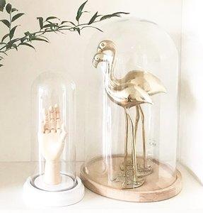 Set messing flamingo's XL | Sprinkel + Hop