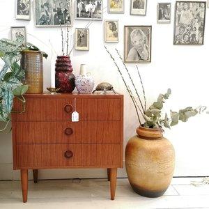 Vintage Zweeds ladekastje | Sprinkel + Hop